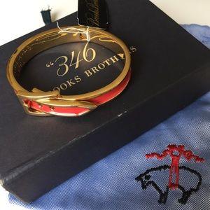 Brooks Brothers Belt Bracelet